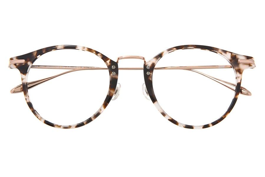 ブラック ボストンのメガネ