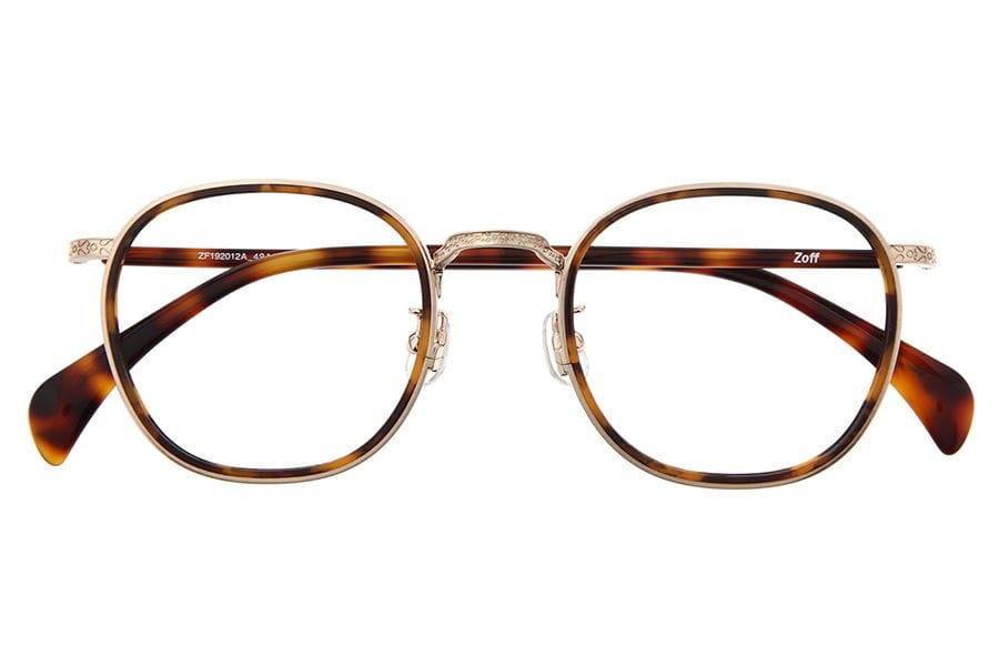 ブラウン ウエリントンのメガネ
