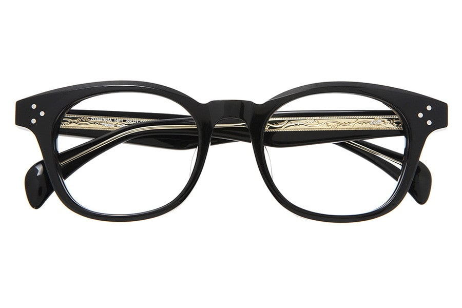 ブラック ウエリントンのメガネ
