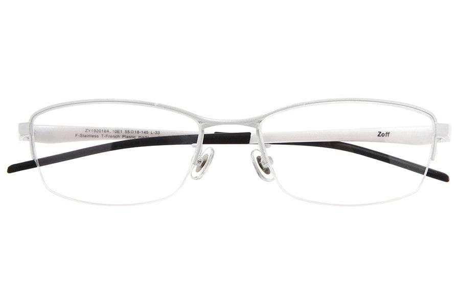 ホワイト ウエリントンのメガネ