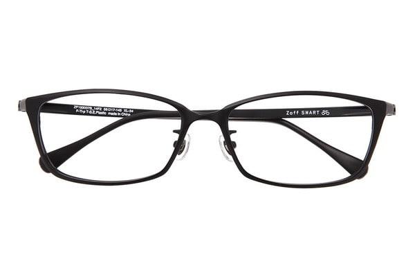 ブルー バレルのメガネ