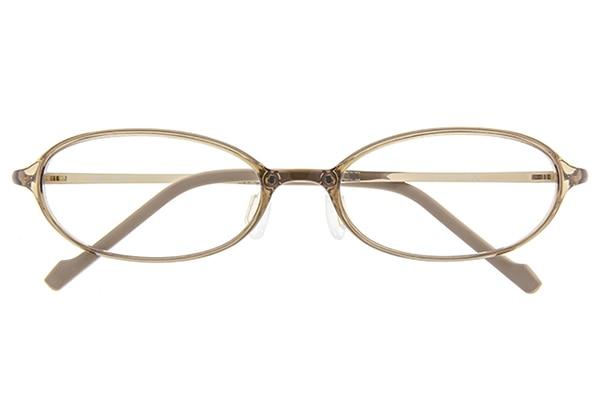 グレー ウエリントンのメガネ