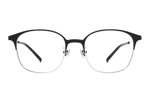 ブラック ウエリントンのサングラス Zoff UV CLEAR SUNGLASSES