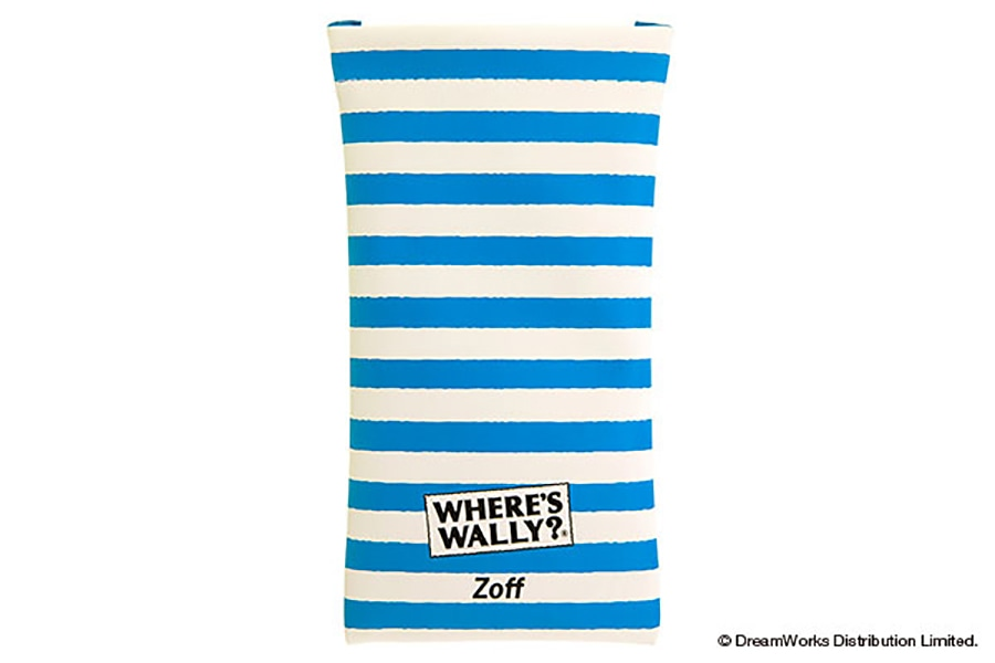 Zoff×WHERE'S WALLY? (Wally_Case_B)