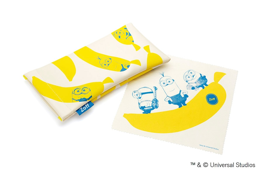 【セール価格】Zoff×MINION DAILY LINE