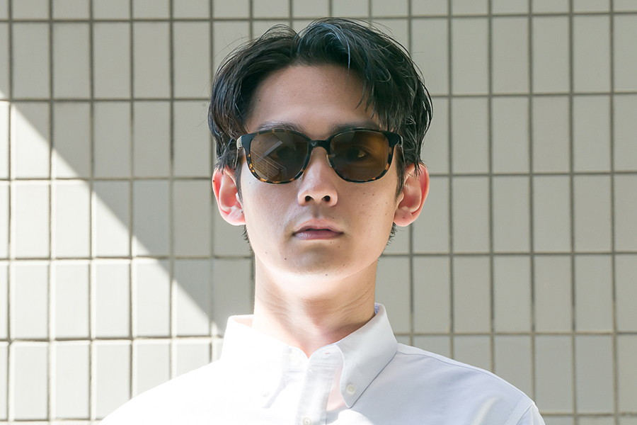 【冬セール】Zoff SMART Regular SUNGLASSES
