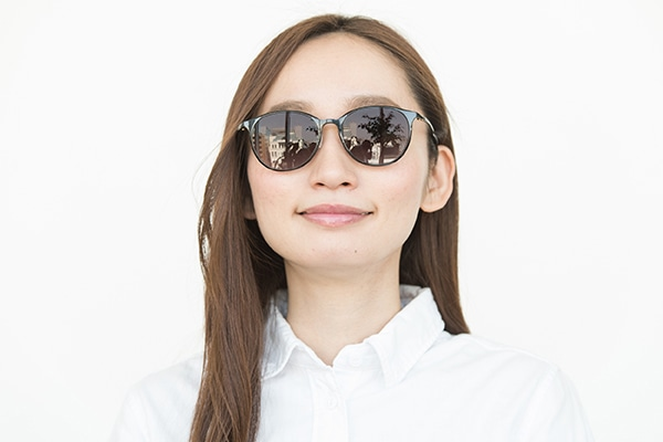 【アウトレット価格】Zoff SMART Skinny SUNGLASSES