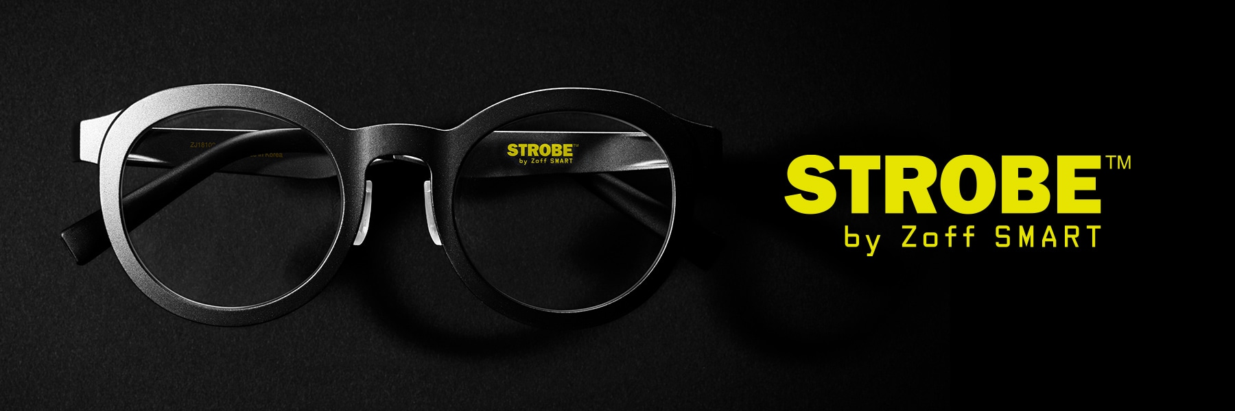 STROBE(TM) by Zoff SMART 8.3 DEBUT!