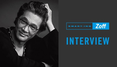 「SMART ING Zoff INTERVIEW」に俳優 加藤雅也さんが登場